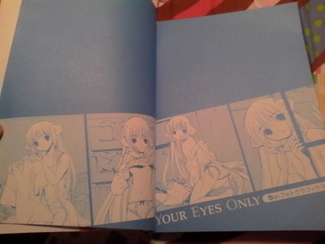 Your Eyes Only Picture Panels Back by Naglfar94