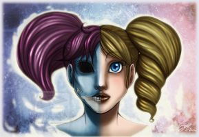 Pyrelinae's two faces by 77Shaya77