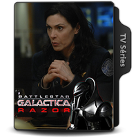 Battlestar Galactica Razor Folder by LarsenE