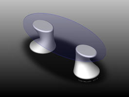 Coffee Table by TomWilcox