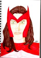 Scarlet Witch by Anthony-Callaghan