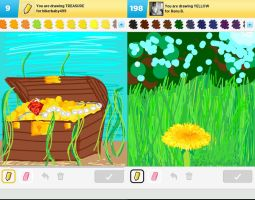 Draw Something!!! (Day 139) by Hedwigs-art