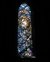 Modern Stained Glass, Beverley Minster by bobswin