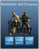 Battlefield: Bad Company Icon by SacrificialS
