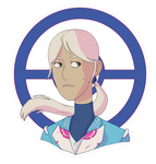 Blanche - Team Mystic by Toodles3702