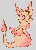 50 Points Adopt Creature by LeafyAdopts