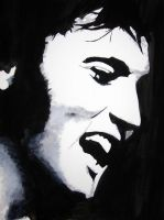 Elvis Presley 3 by mixtapegoddess