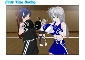 First Time Boxing by Ruz18