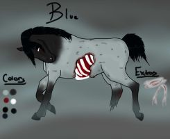 Blue Ref by DarksDespair