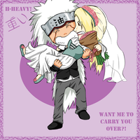 Jiraiya MARRIES by fanofnaruto