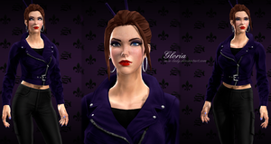 Gloria for Saints Row: The Third by little--miss--mia