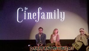 Ashleigh Ball And Brent Hodge Q and A by xxXSketchBookXxx
