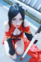 Litchi Faye Ling II by jump-rose