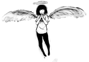 Angel Girl by sephicent13