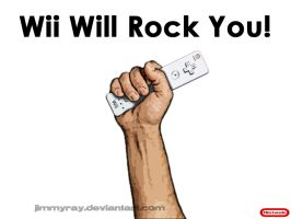 Wii Will by JimmyRay