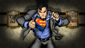 Superman Daily Planet Wallpaper HD by Draco23hack