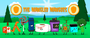 BFdAI - The Mangled Mangoes group shot by ToonMaster99