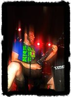 The Black Dahlia Murder live 8 by Heaven-13