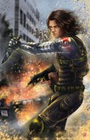 Who's Bucky by TyrineCarver