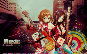 K-on_Wallpaper by IsHD1a