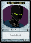Battle Master Token by shoubu12