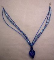 Blue multi-strand by simplysyd