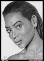 Beyonce by iSaBeL-MR