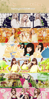 [My Second Sign Pack] Happy 4th T-ara Debut by YongYoMin