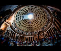 The Pantheon I by calimer00