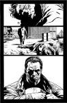 Punisher 43 p.1 by BillReinhold