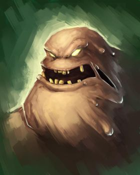 Clayface by JChico