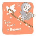 Jack Frost in Autumn by MugenMusouka