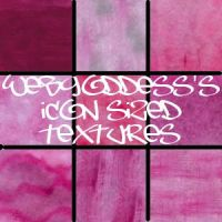 Icon Sized Pink Textures by webgoddess