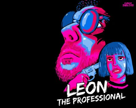 Leon the professional by Dafnecilla