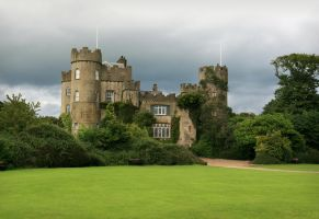 Malahide Castle Revisited by Navanna