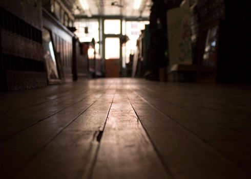 Rustic Floorboards by Youtubewhatsup