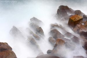 misty wave by evenliu