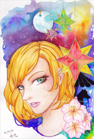 Starry Eyed by Kie-chan