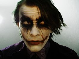 Why so serious by BobbyMcSponge