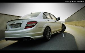 MB C63 AMG - Final Race - by etfnehme