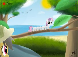Sweetiepede Study by Bugplayer