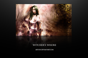Witchers whore by Artush