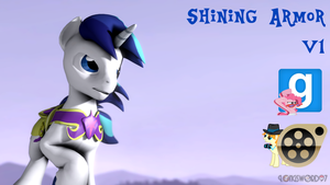 Shining Armor [SFM/Gmod DL] by Longsword97