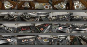 Diner Foods by mikemars