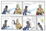 Soul Reaver - comic by The-Black-Panther