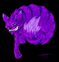 Cheshire by PsychoVoodoo