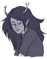 Vriska by ARichards