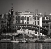 old harbour Jeddah by Wolfzorrito