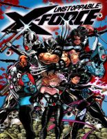 Unstoppable X-Force by cutnpaste-since2011