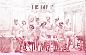 SNSD - 1st Japanese Album by P3trah